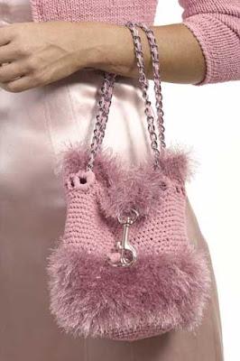 Фотография 8 - Вязаные сумки - Модные сумки - Фотоальбомы - Модные...