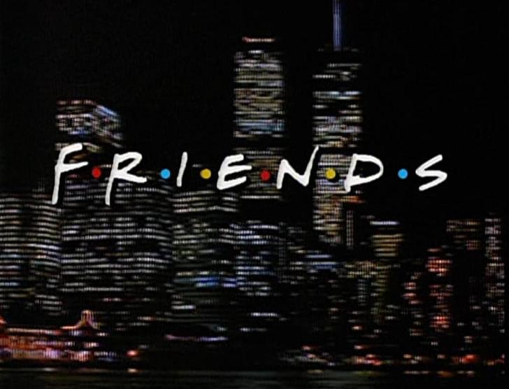Kid In The Front Row Film Blog: When FRIENDS Changed A Little