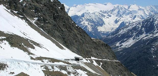 Italian Cycling Journal Update Gavia Pass For Saturday