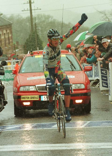 Italian Cycling Journal Quot Michele Bartoli By Prestigio