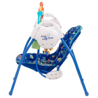 Baby Great Deals: Fisher-Price Linkadoos Take Along Swing