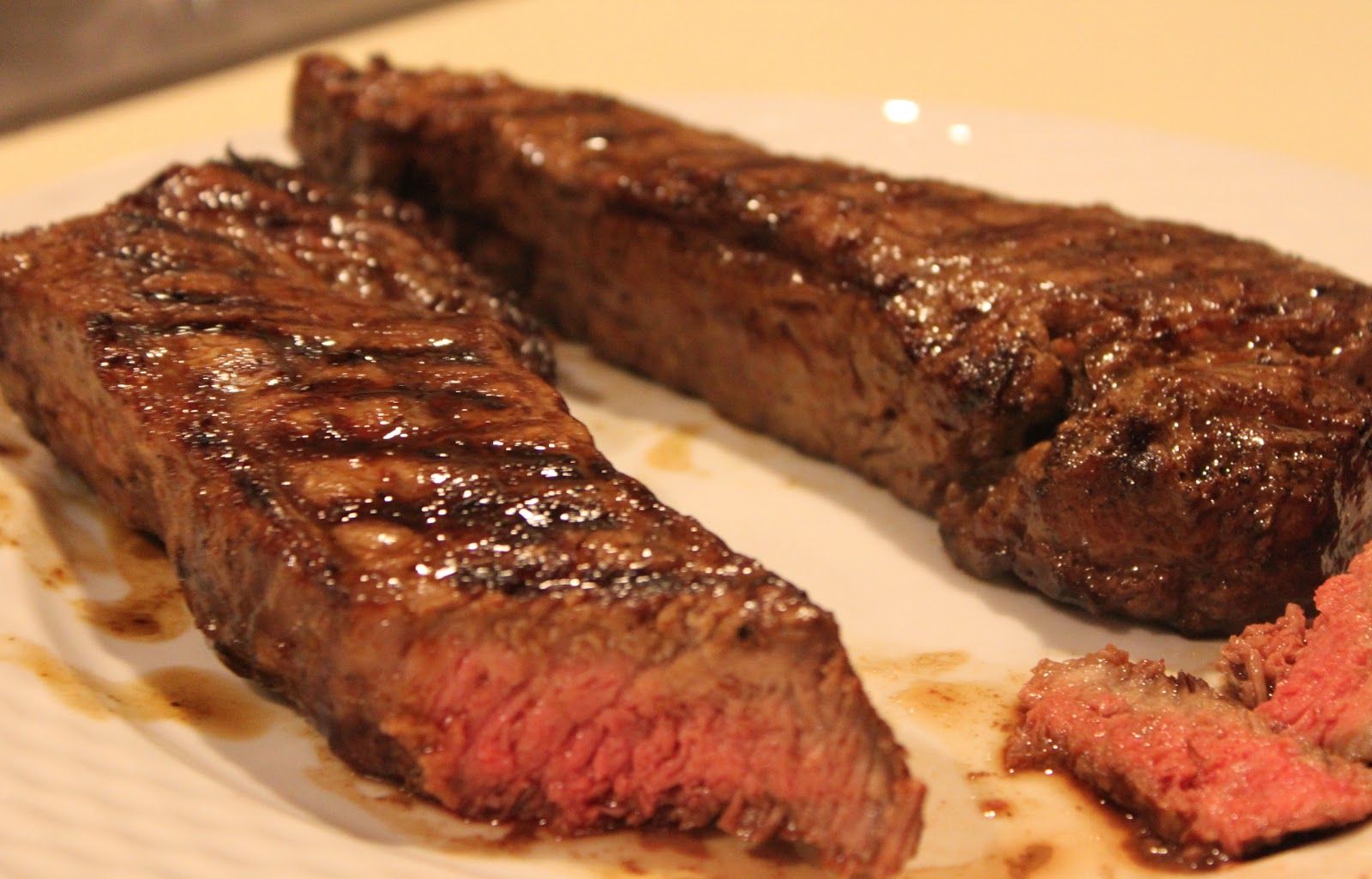 How To Cook Ny Strip Loin Steak