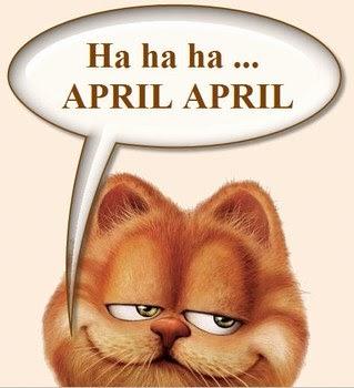 Warum Aprilscherz