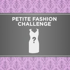 Petite Fashion Challenge # 3 : The look for less
