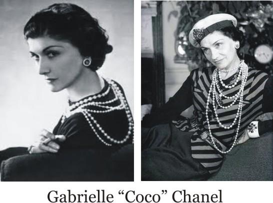 f167d51299b Gabrielle Devolle Chanel ou Coco Chanel