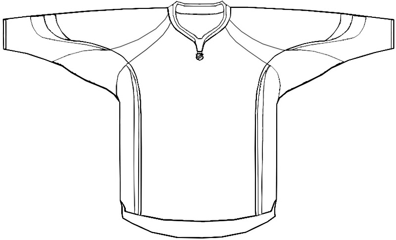 nhl jersey coloring pages   Hockey Blog In Canada: Carolina Misses The Mark
