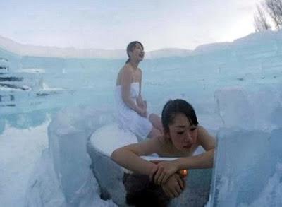 Ice Hotel Japan 01