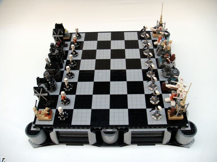 Star wars chess: 52