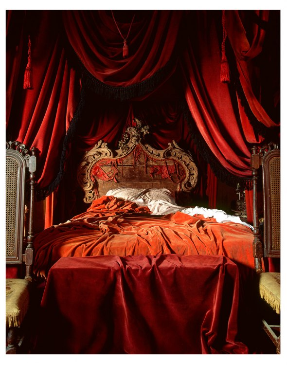 The bedchamber of Queen's / Kings: 37