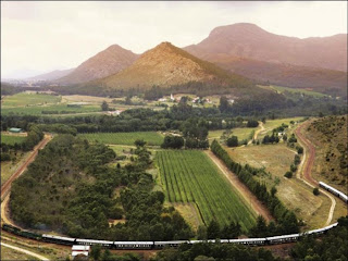 World's Most Luxurious Train - The Pride of Africa