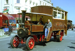 Amazing Steam Trucks