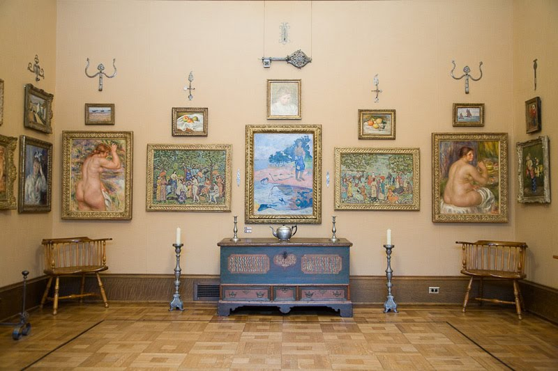 Missives From The Art World The Barnes Collection