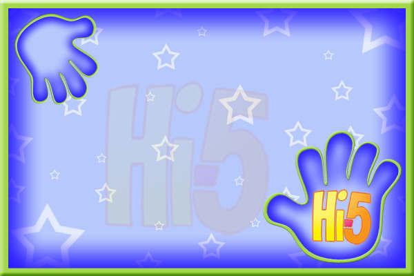 Hi 5 Invitaciones Hi5