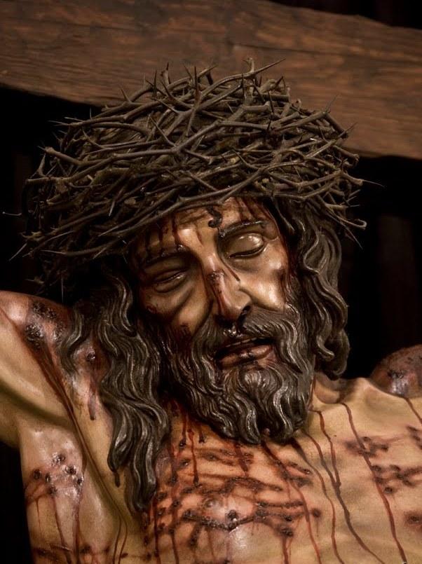 Cristo de la Síndone, de Juan Manuel Miñarro