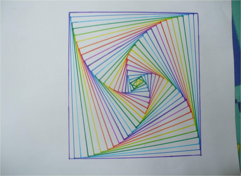 Line Designs Geometry