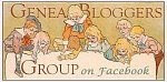 Genea-Bloggers Badge
