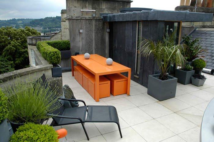 Home Designs Minimalist Garden Design