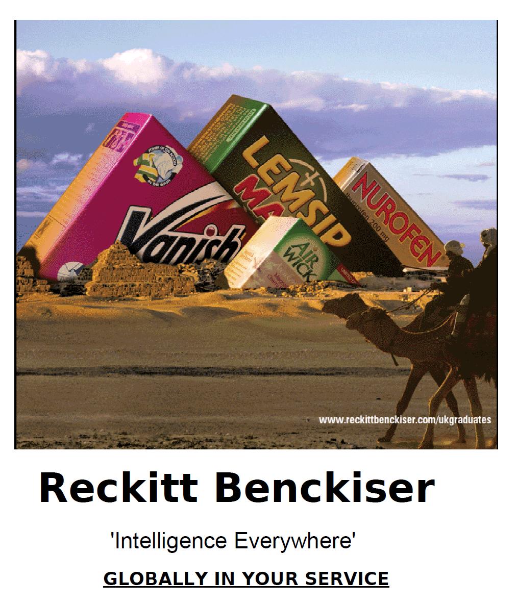 M1batch10 12 Analysis Of Reckitt Benckiser