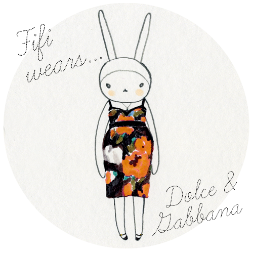 Fifi Lapin: On the 4th day of Christmas