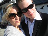 Helene og Fredrik 17. mai 2009