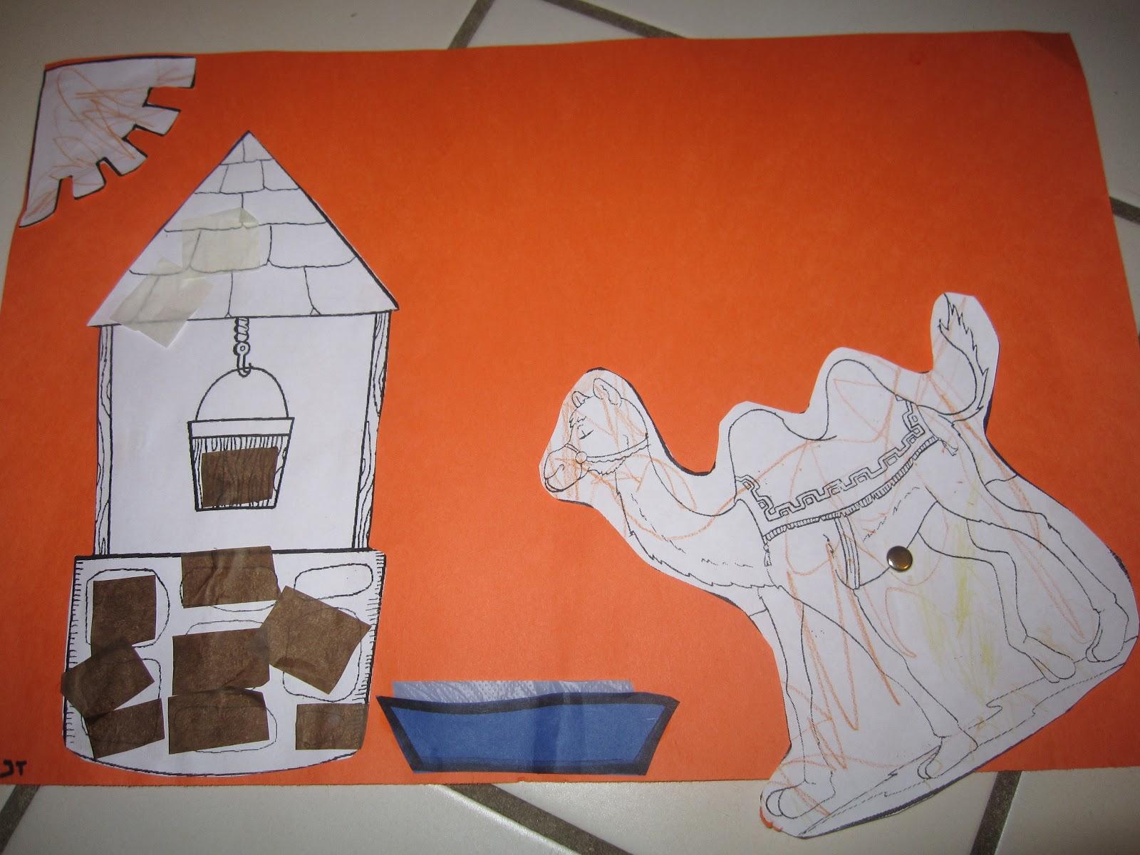 Zachary's School Work