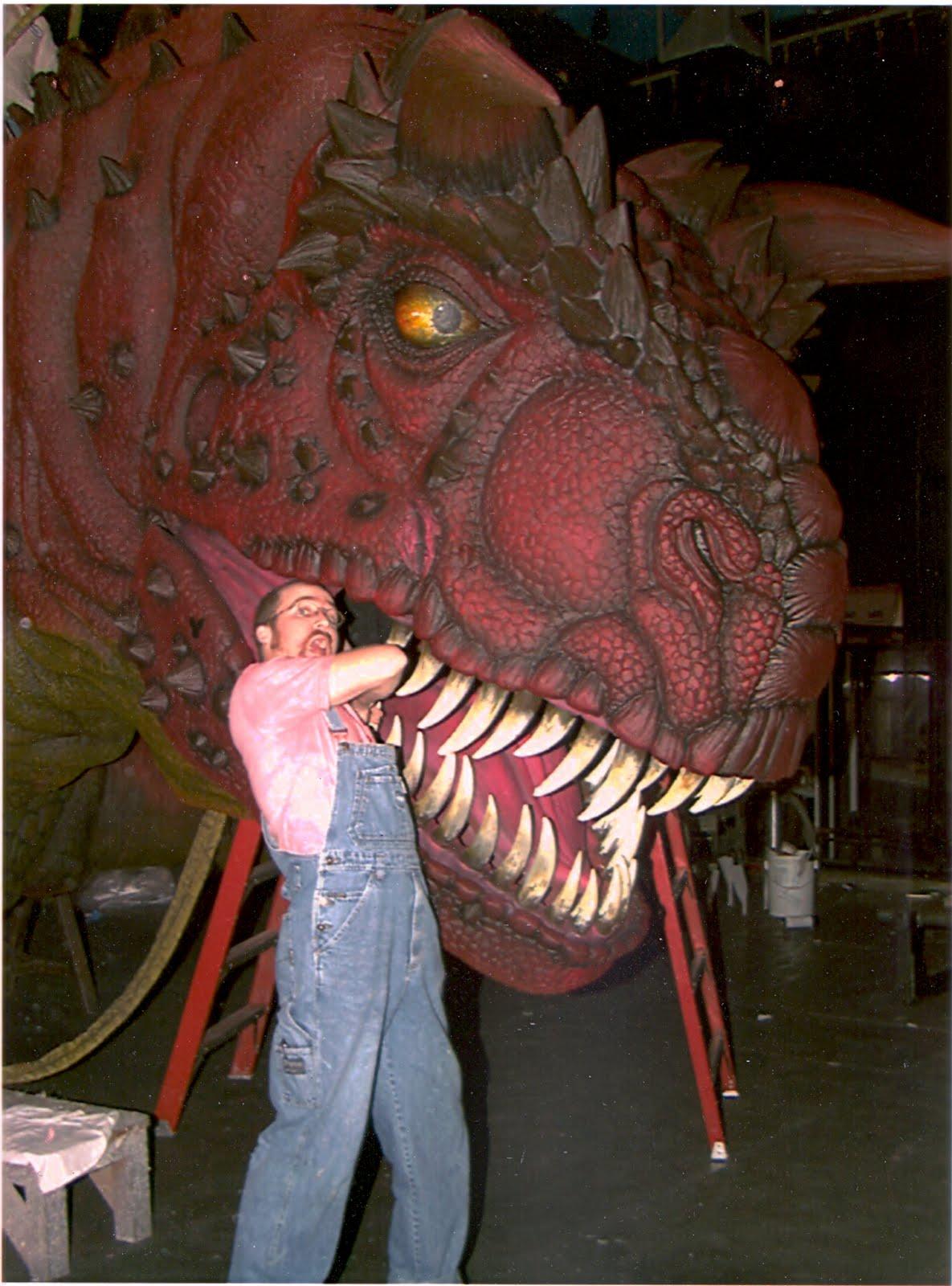 Disney Dinosaur Ride Hd