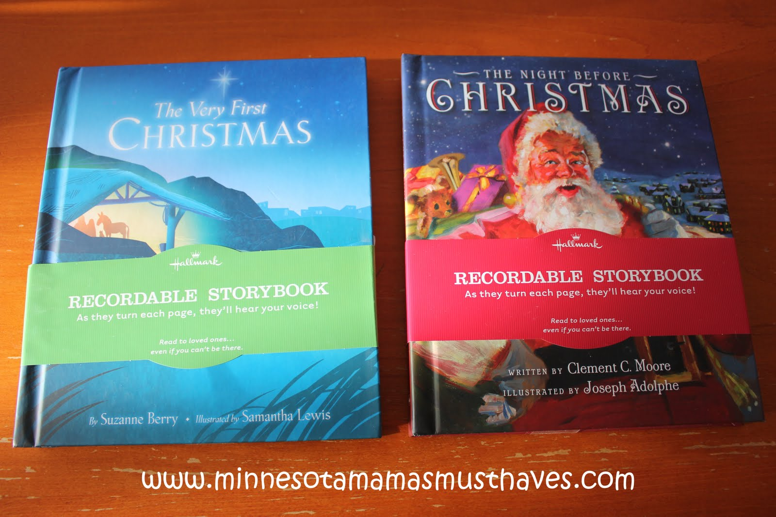 Recordable Christmas Books.Holiday Gift Guide Hallmark Recordable Storybooks Review