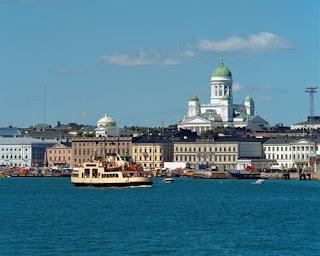 fuga verso helsinki Svizzera o Finlandia