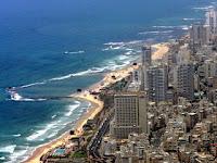 Средиземное море Бат-Ям Израиль