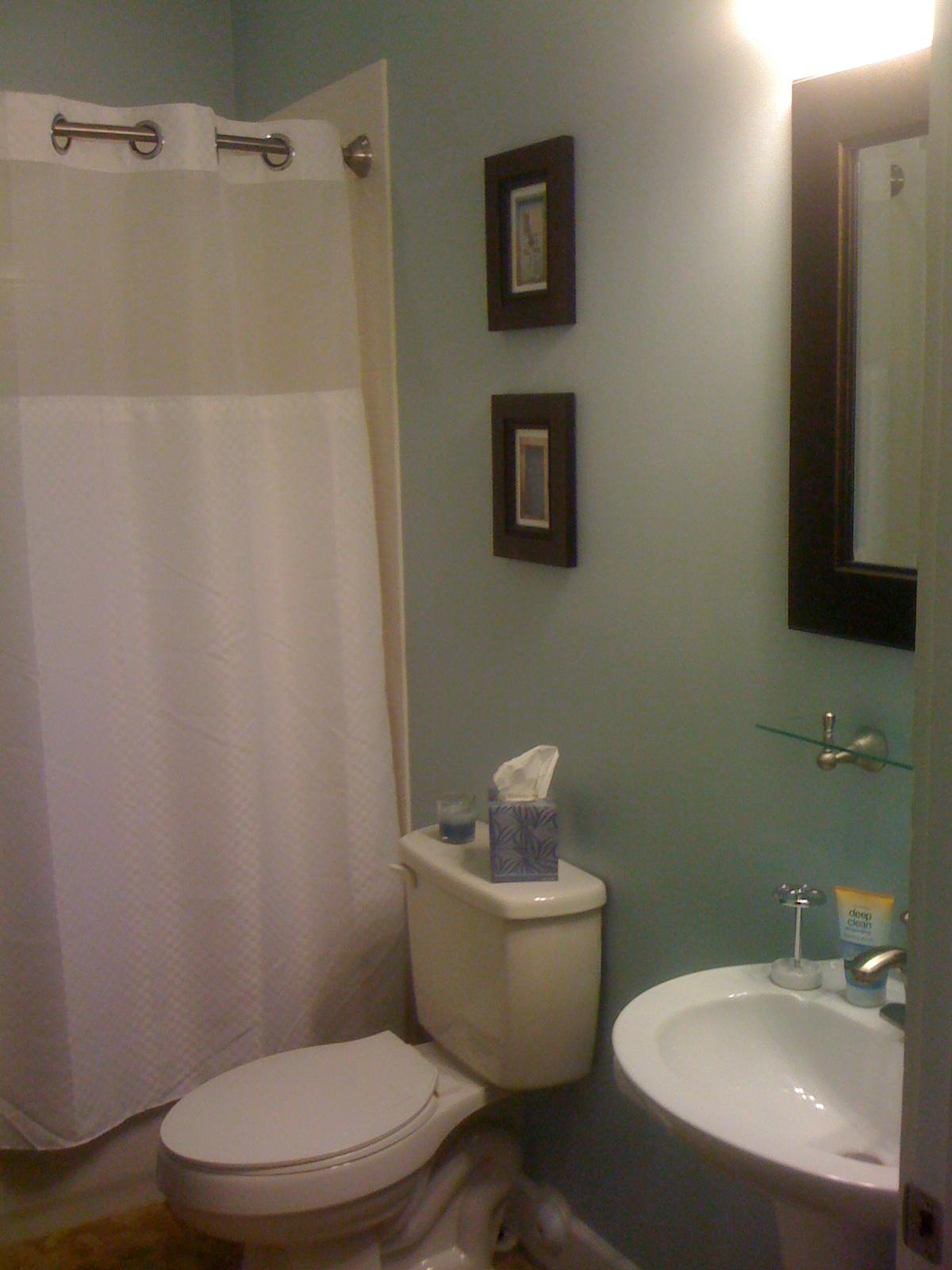 Paint For A Bathroom