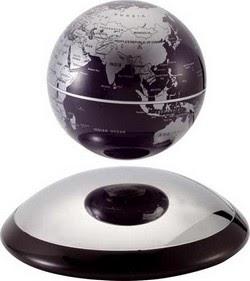 the deco house le globe terrestre flottant. Black Bedroom Furniture Sets. Home Design Ideas