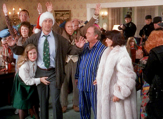 Griswold Family Christmas.Signal Bleed Christmas In July National Lampoon S