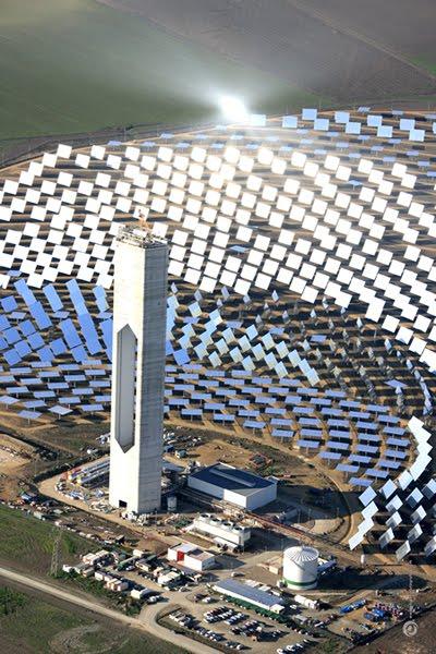 NewEnergyNews: NEW SOLAR POWER PLANT MONEY FOR SPAIN