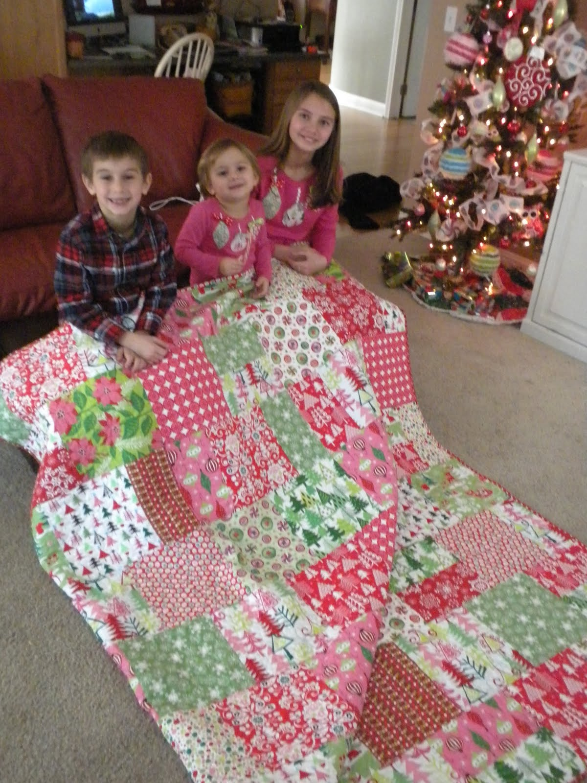Sewing Sisters: Christmas sewing projects