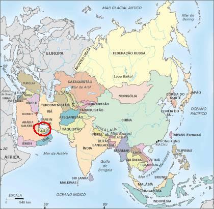 onde fica o dubai mapa in]discutível: Os 5 predios que poucos conhecem de Dubai onde fica o dubai mapa