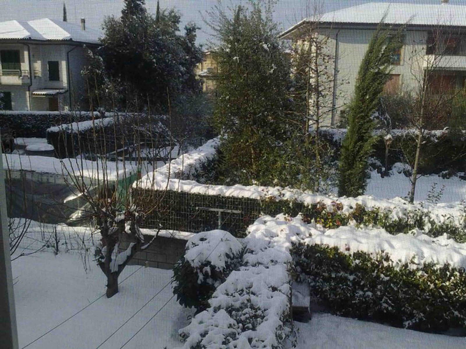 Smartarc san miniato in bianco for Case e giardini