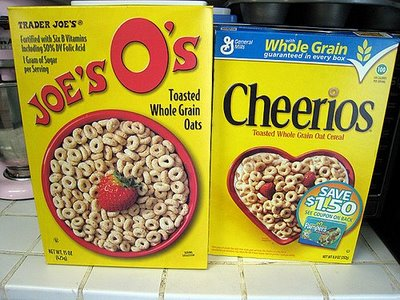 cereal hour generic taste off 1 cheerios vs joe s o s