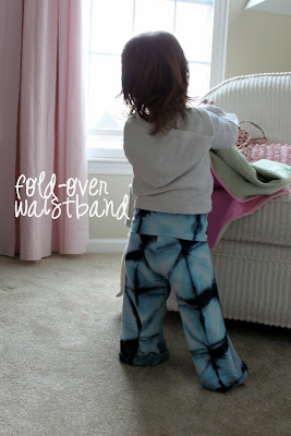 Samster Mommy: DIY Baby / Toddler Yoga Pants