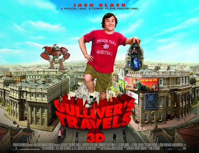 Los viajes de Gulliver La película
