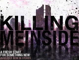 monster skin: chord killing me inside - tormented