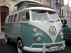 VW. T-1 Westfalia