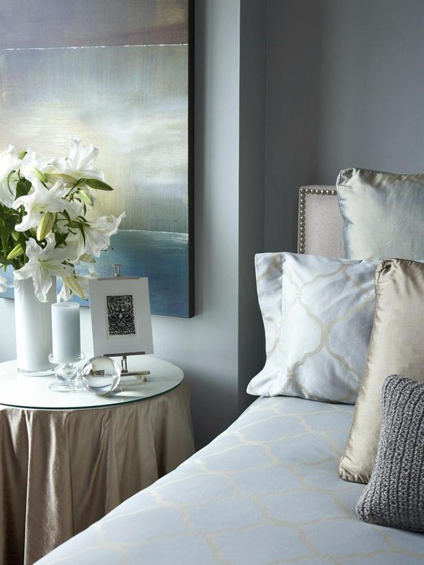 Benjamin Moore Tranquility Bedroom
