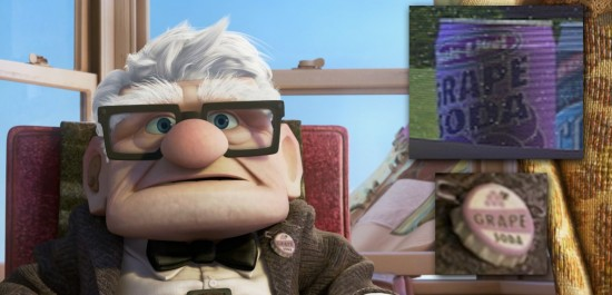 Varias Curiosidades de Pixar Studios 69