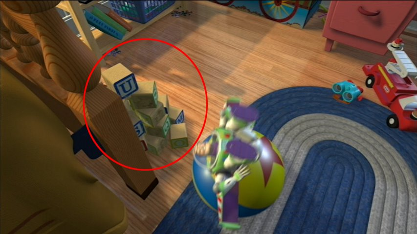 Varias Curiosidades de Pixar Studios 63