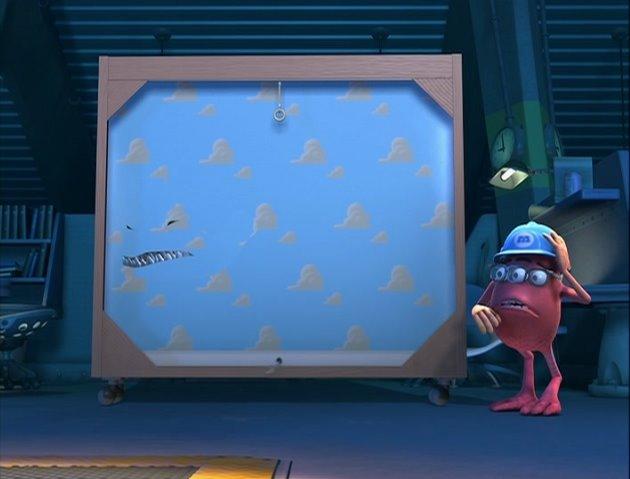 Varias Curiosidades de Pixar Studios 57