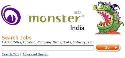 Hot On Internet Login At Largest Job Search Engine