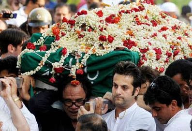 All The Fun Facts....: Bollywood Actor Feroz khan Funeral ...