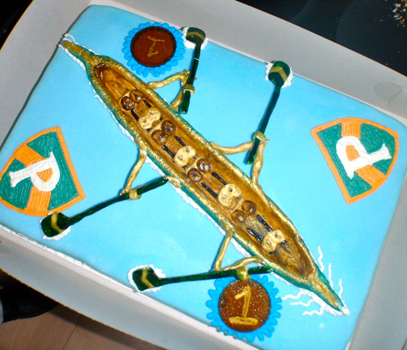 Rowing Cake Cake Ideas And Designs