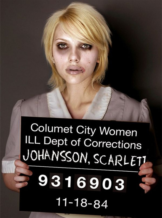VIP Fight CLub Scarlet Johansson
