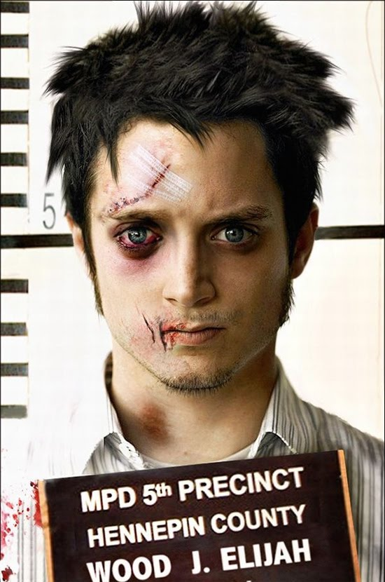 VIP Fight Club Elijah Wood